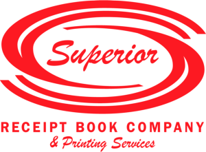 superior receipt book company printing services in centreville mi